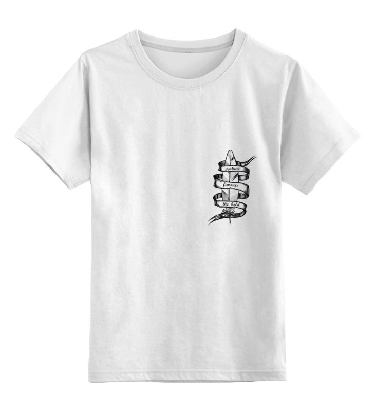 Детская футболка классическая унисекс Printio Fortune детская футболка классическая унисекс printio fortune t m