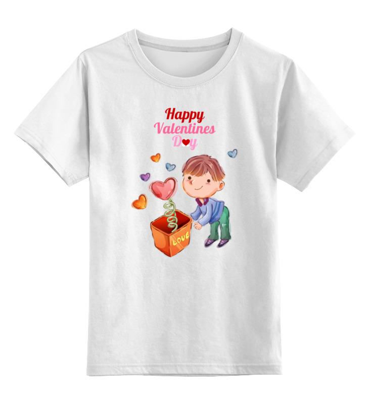 Детская футболка классическая унисекс Printio Valentine t-shirt 4 детская футболка классическая унисекс printio dota2 t shirt