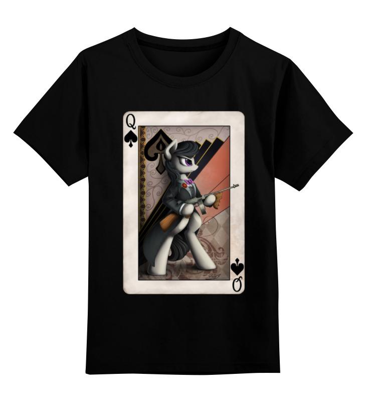 Детская футболка классическая унисекс Printio Mafia octavia mafia inc