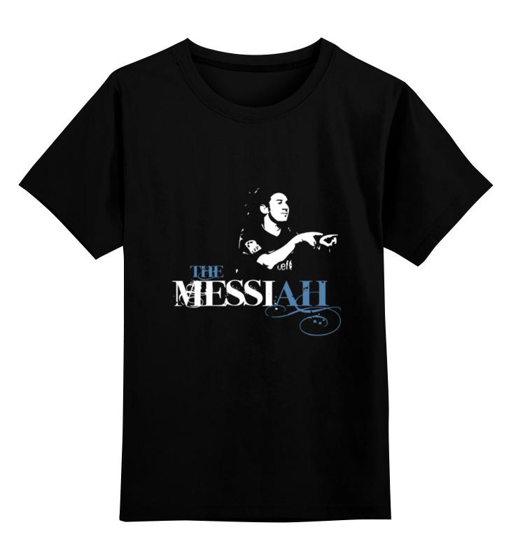 Детская футболка классическая унисекс Printio The messiah детская футболка классическая унисекс printio the cure wish
