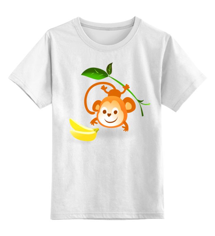Printio Обезьянка с бананами