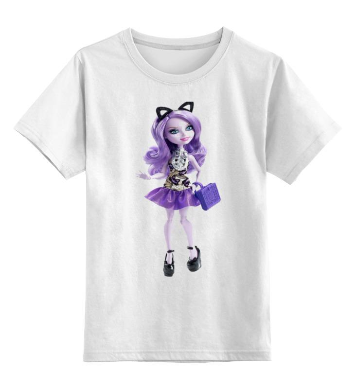 Детская футболка классическая унисекс Printio Самая популярная и любимая кукла- барби . kurhn кукла барби