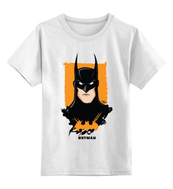 Детская футболка классическая унисекс Printio Batman/бэтмен детская футболка классическая унисекс printio batman бэтмен