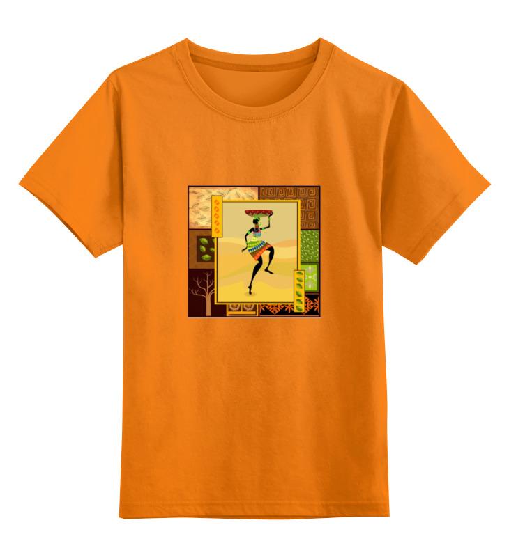 Детская футболка классическая унисекс Printio Африка 3 футболка классическая printio африка