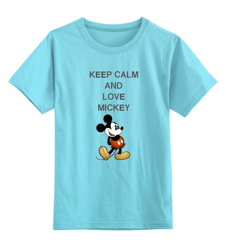 Детская футболка классическая унисекс Printio Disney disney гирлянда детская на ленте мне 1 год