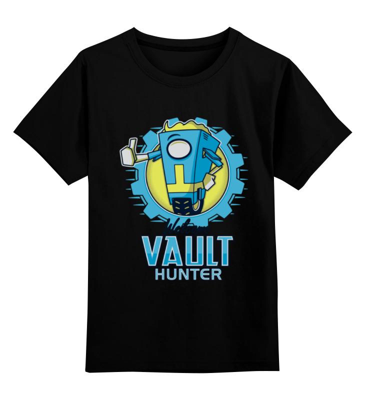 Детская футболка классическая унисекс Printio Fallout x borderlands футболка классическая printio fallout x jason