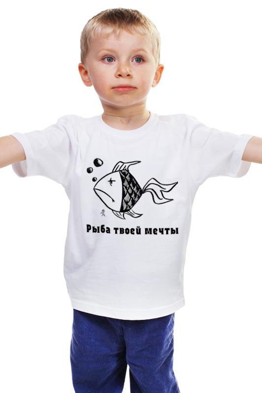 Детская футболка классическая унисекс Printio Не золотая детская футболка классическая унисекс printio не золотая