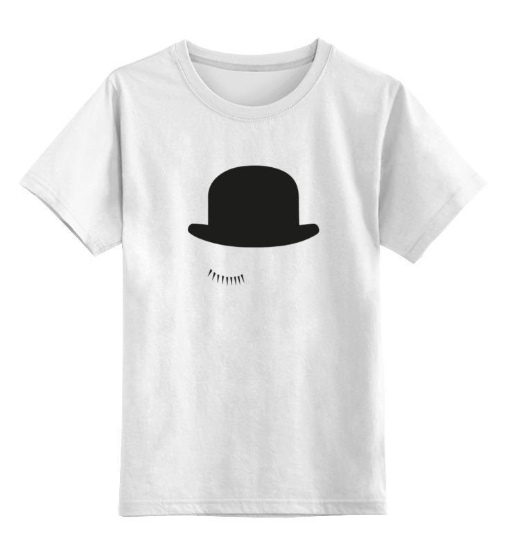 Детская футболка классическая унисекс Printio Заводной апельсин (a clockwork orange) цена и фото