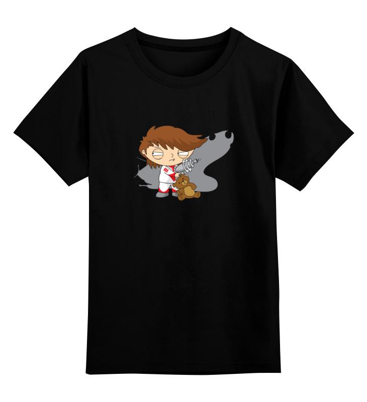 Детская футболка классическая унисекс Printio Стьюи (гриффины) футболка рингер printio гриффины