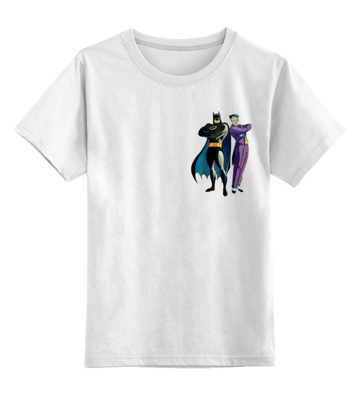 Детская футболка классическая унисекс Printio Batman детская футболка классическая унисекс printio рыбка