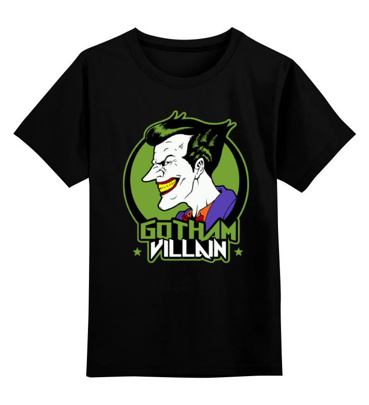 Фото - Printio Джокер (joker) детская футболка классическая унисекс printio joker style