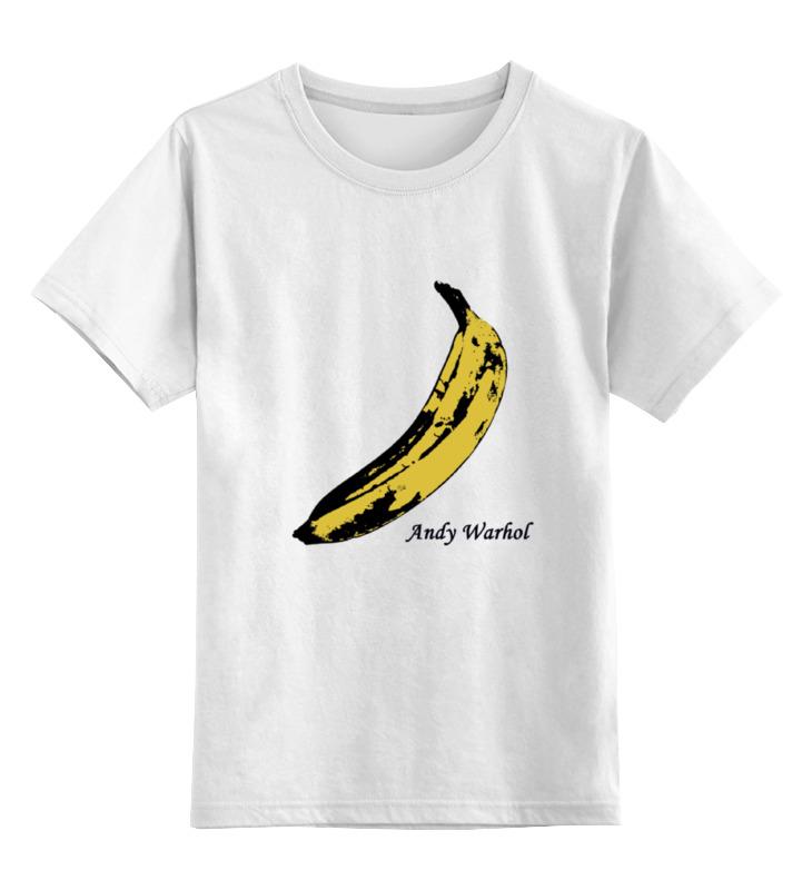 Детская футболка классическая унисекс Printio Andy banana детская футболка классическая унисекс printio banana