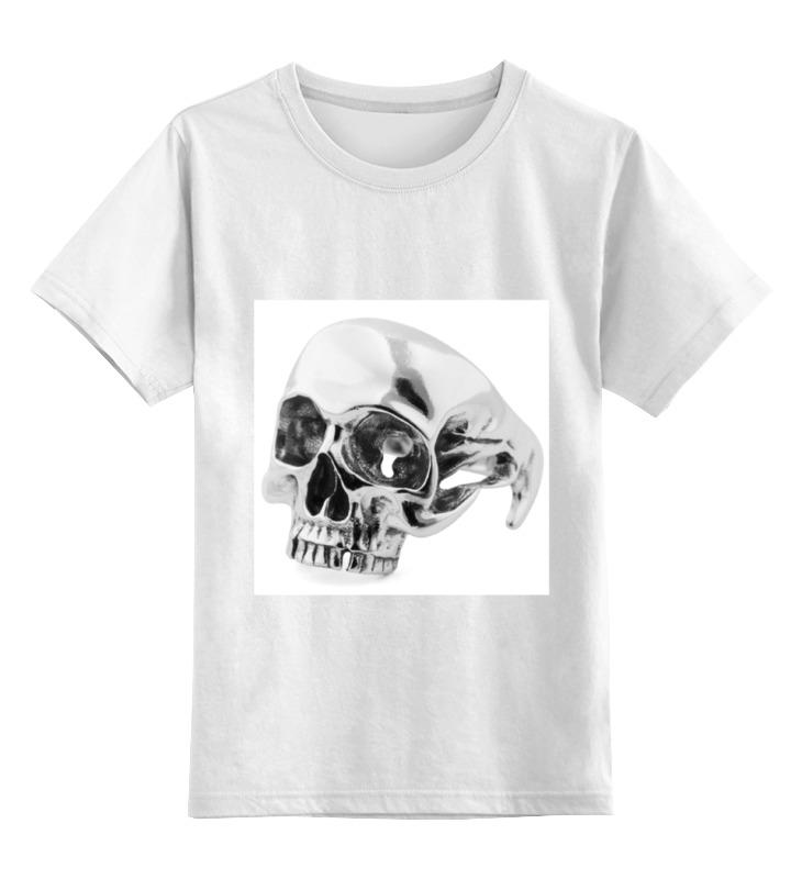 Детская футболка классическая унисекс Printio Skull - 24 футболка классическая printio skull 24