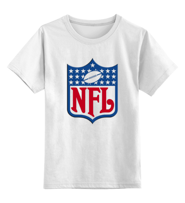 Детская футболка классическая унисекс Printio Американский футбол