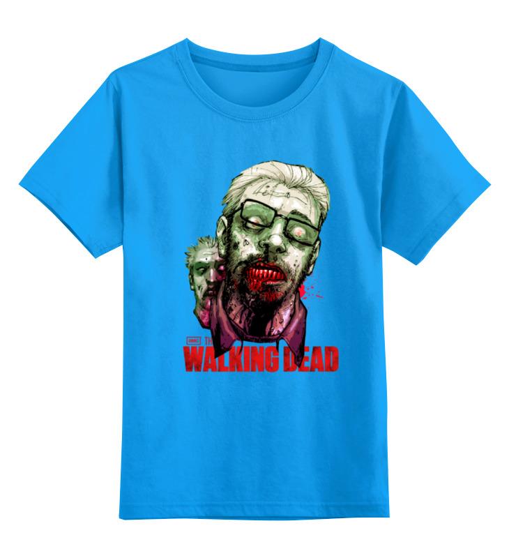 Детская футболка классическая унисекс Printio Walking dead детская футболка классическая унисекс printio dead astronauts