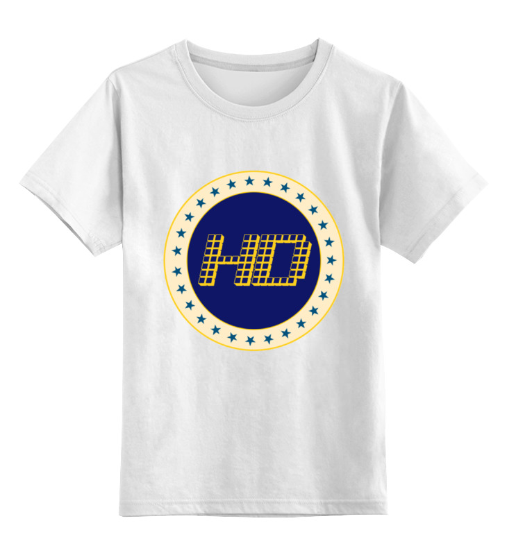 Детская футболка классическая унисекс Printio High definition 8 inch high definition lcd flat neiping he080la 01d