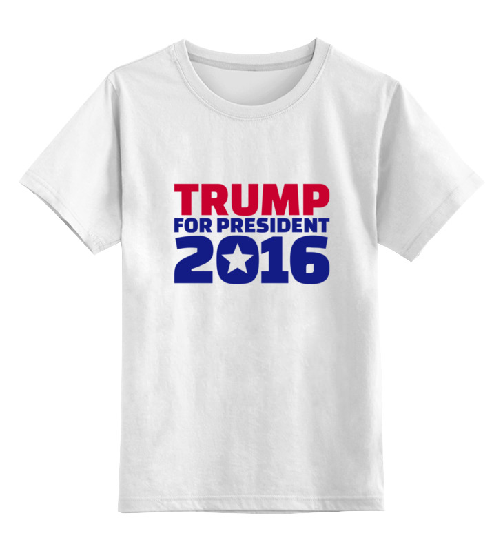 Printio Trump for president цена