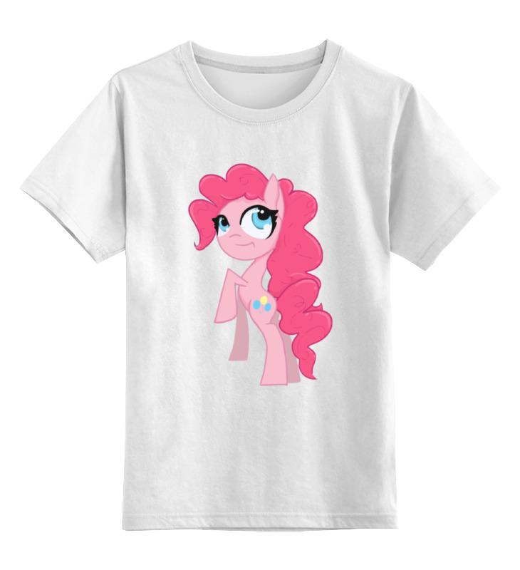 Детская футболка классическая унисекс Printio Моя маленькая пони детская футболка классическая унисекс printio ты моя мамочка