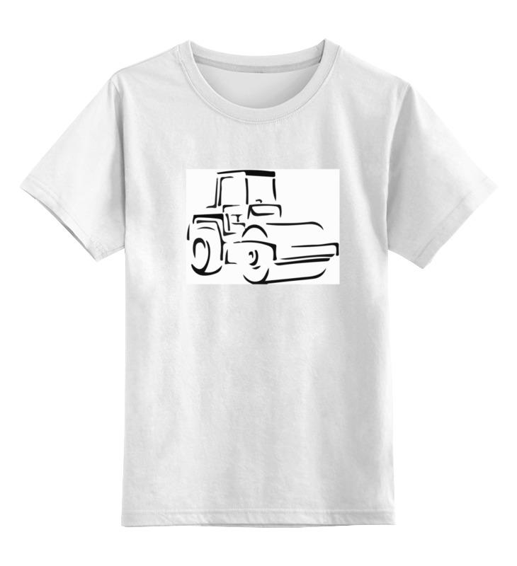 Детская футболка классическая унисекс Printio Каток.