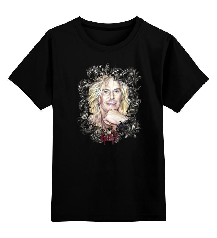 Детская футболка классическая унисекс Printio Duff mckagan guns n' roses rockhloma