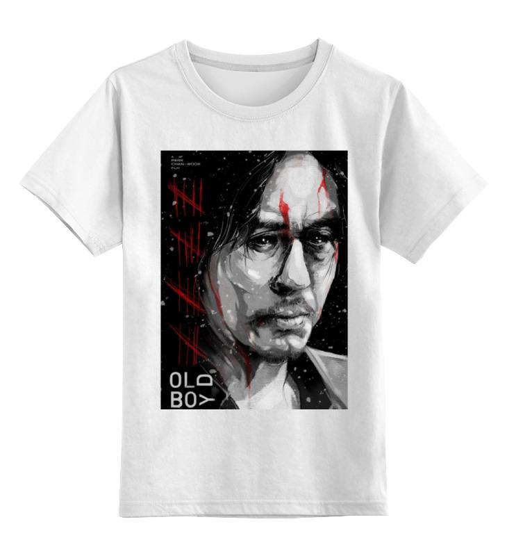 Детская футболка классическая унисекс Printio Олдбой / oldboy / old boy футболка классическая printio олдбой oldboy old boy