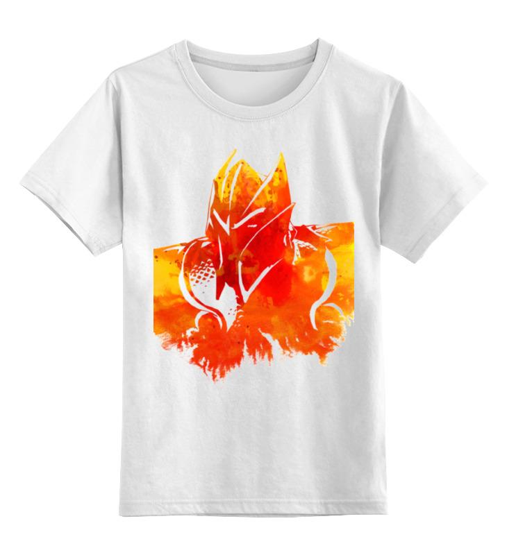 Детская футболка классическая унисекс Printio Рыцарь дракон (dragon knight) детская футболка классическая унисекс printio 2ez4rtz dota2