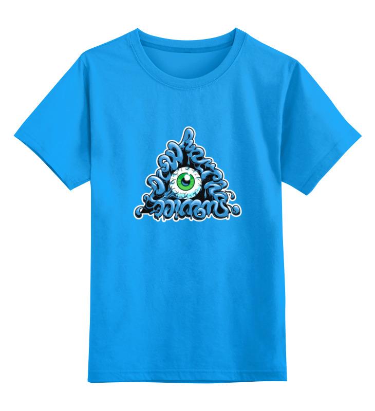 Детская футболка классическая унисекс Printio Zombie детская футболка классическая унисекс printio zombie soccer