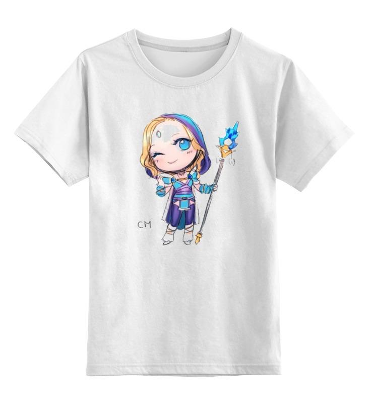 Детская футболка классическая унисекс Printio Dota 2 cm детская футболка классическая унисекс printio dota 2 sf thank you