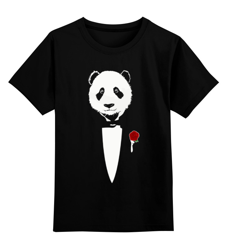 Printio Panda godfather