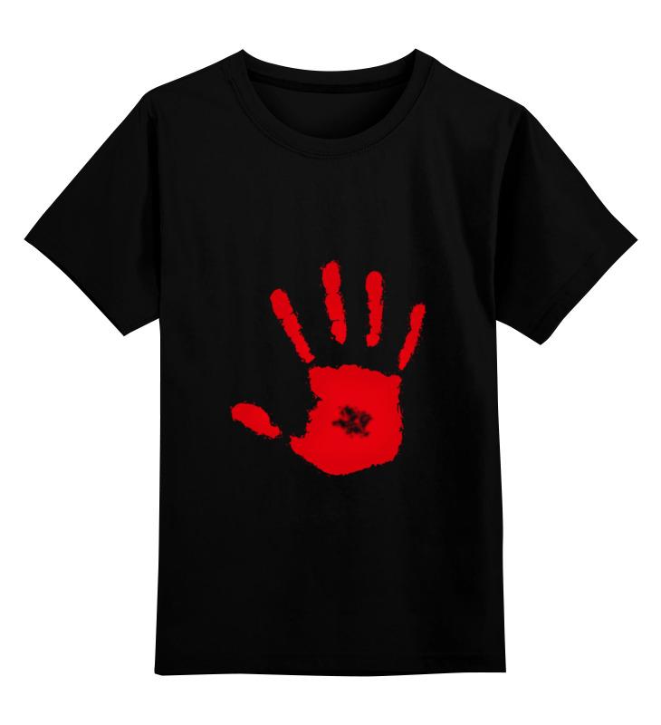 Детская футболка классическая унисекс Printio Темное братство игра софтклаб the elder scrolls iii morrowind game of the year edition