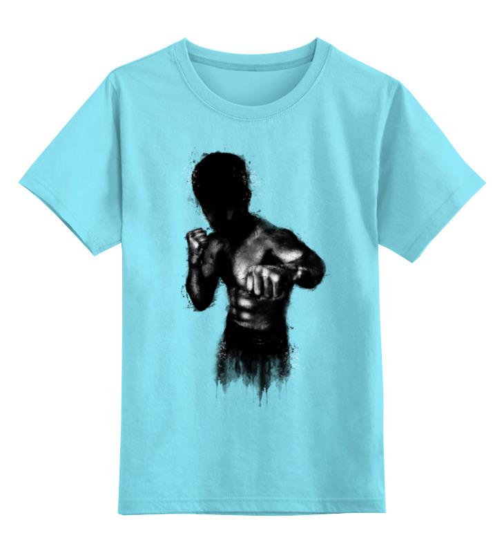 Детская футболка классическая унисекс Printio Без правил