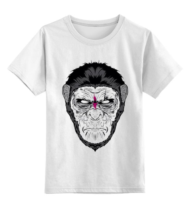 Детская футболка классическая унисекс Printio Цезарь салат эби цезарь