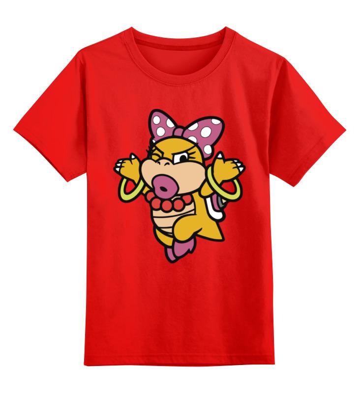 Детская футболка классическая унисекс Printio Боузер smoby детская горка king size цвет красный