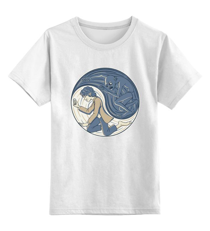 Детская футболка классическая унисекс Printio Властелин колец майка классическая printio властелин колец