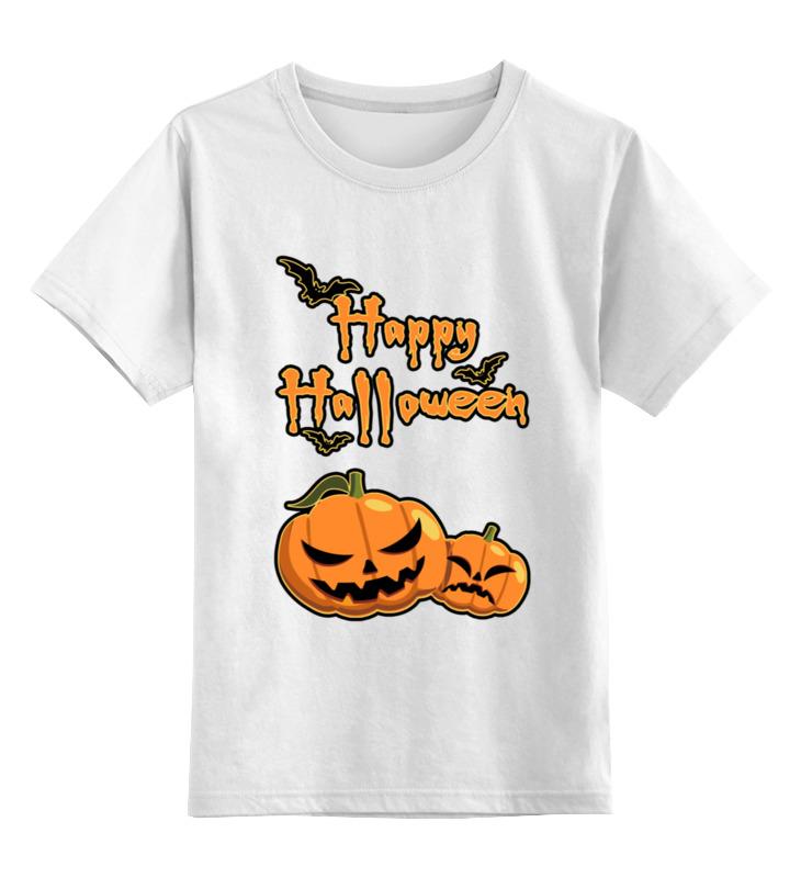 Детская футболка классическая унисекс Printio Хеллоуин детская футболка классическая унисекс printio hank moody хэнк муди californication
