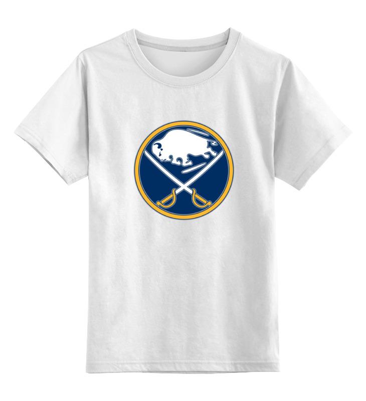 Printio Buffalo sabres / nhl usa детская футболка классическая унисекс printio gibson usa