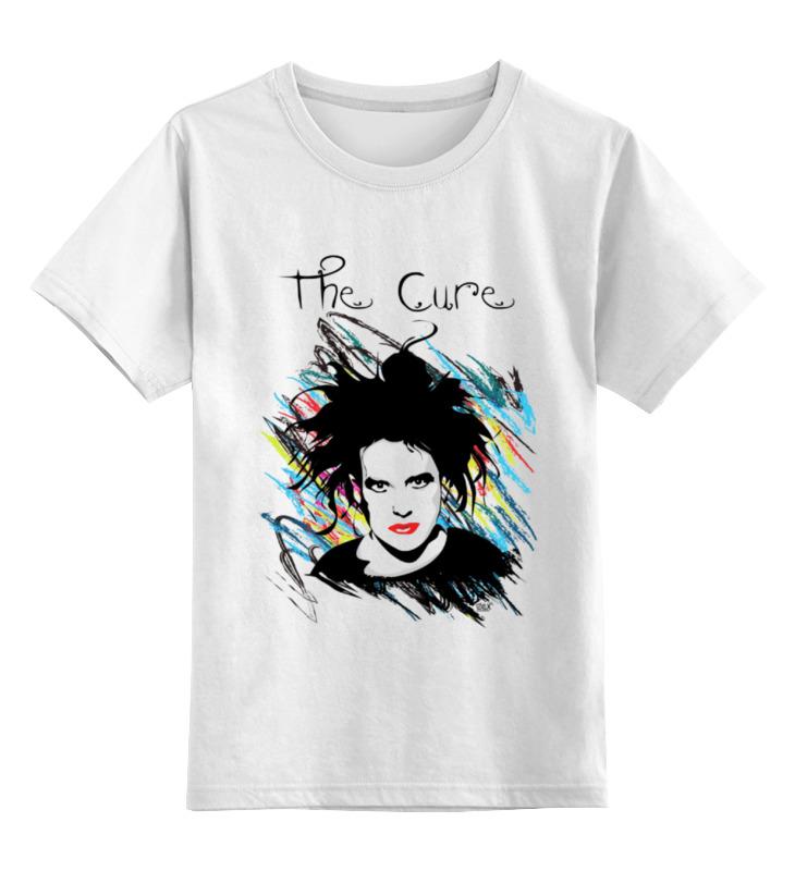 Детская футболка классическая унисекс Printio The cure детская футболка классическая унисекс printio the cure wish