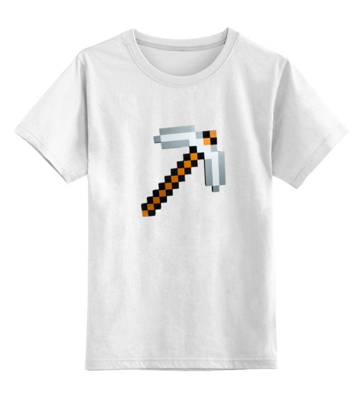Printio Minecraft - кирка цена и фото