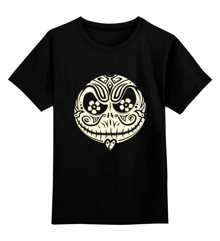 Детская футболка классическая унисекс Printio Jack mexico living mexico city