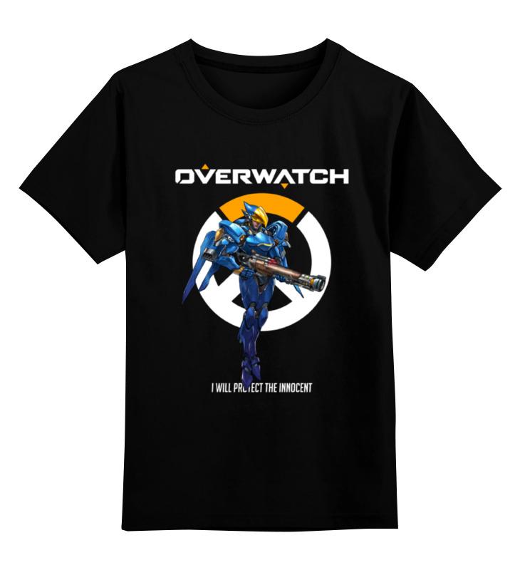 Printio Overwatch. фарра детская футболка классическая унисекс printio overwatch