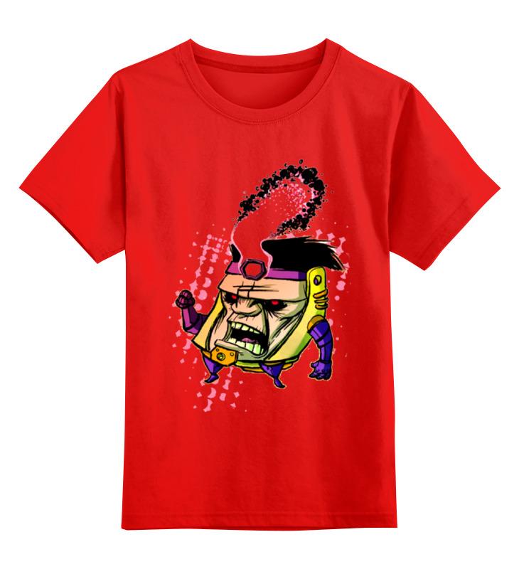 Детская футболка классическая унисекс Printio Щелкунчик скульптура щелкунчик доктор