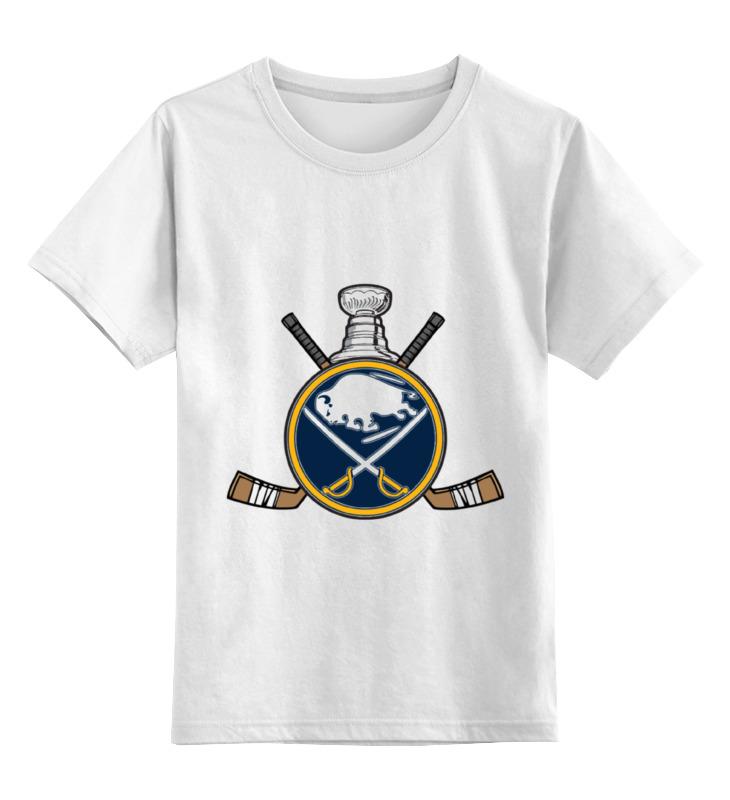 Детская футболка классическая унисекс Printio Buffalo sabres лонгслив printio buffalo sabres nhl usa