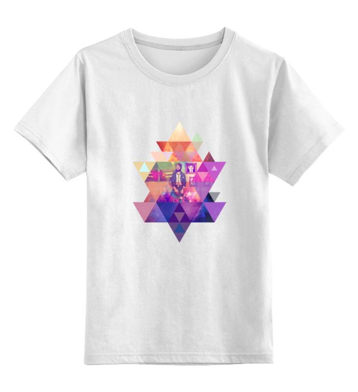 Детская футболка классическая унисекс Printio hipsta swag collection: che guevara тетрадь на пружине printio hipsta swag collection che guevara
