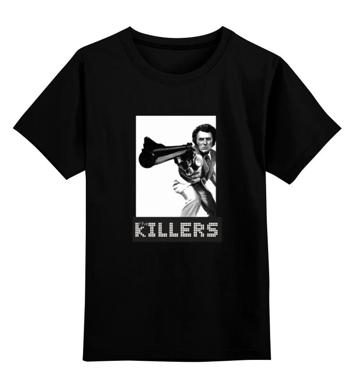 Детская футболка классическая унисекс Printio The killers все цены