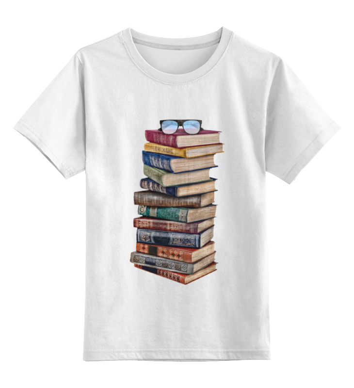 Детская футболка классическая унисекс Printio Ученье свет толстовка wearcraft premium унисекс printio ученье свет