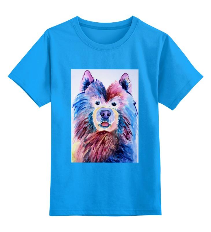 Детская футболка классическая унисекс Printio Милашка