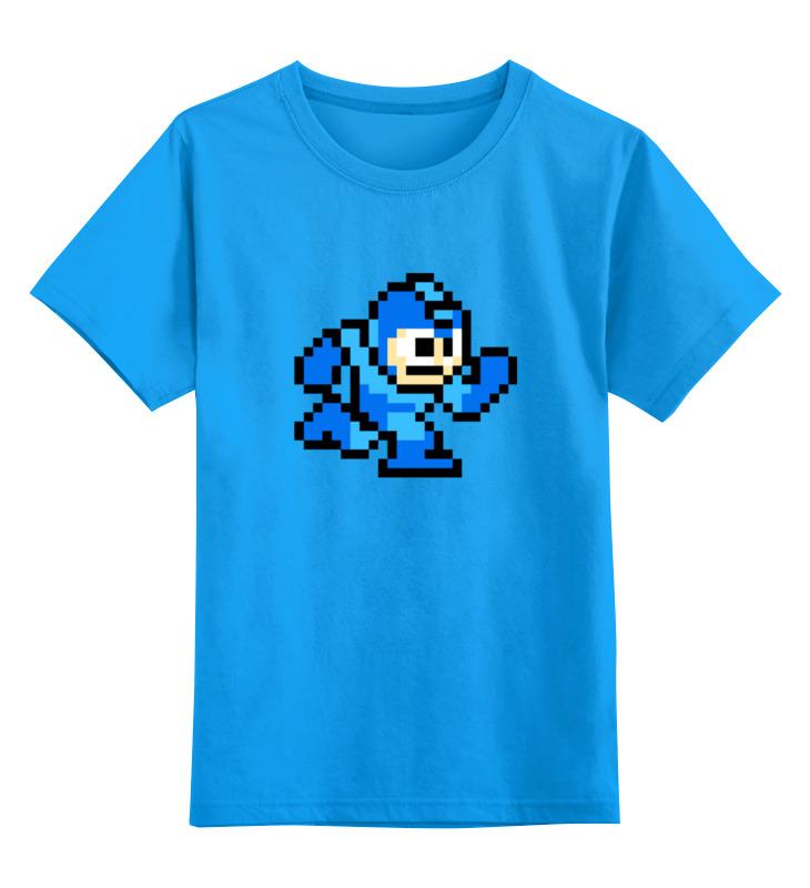 Детская футболка классическая унисекс Printio Mega man (8-bit) lastolite ll lu7908f mega mega 157cm 84111