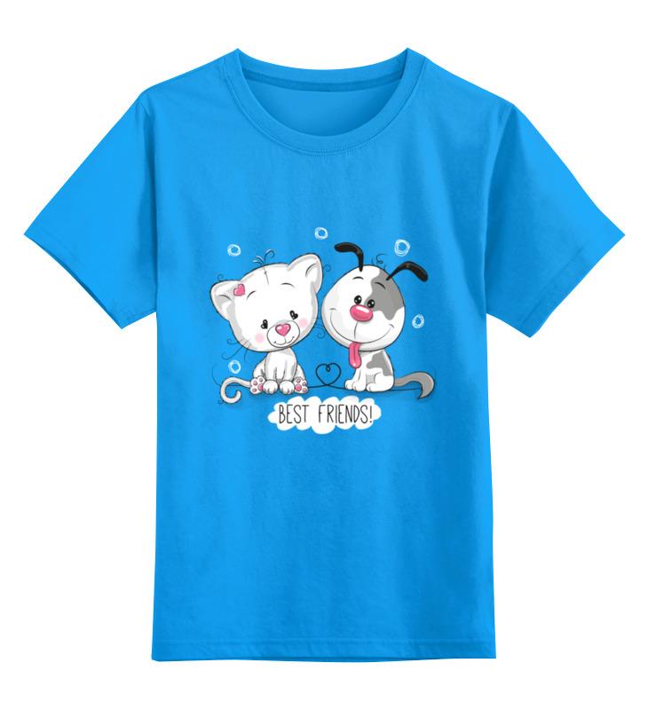Детская футболка классическая унисекс Printio Друзья цена 2017