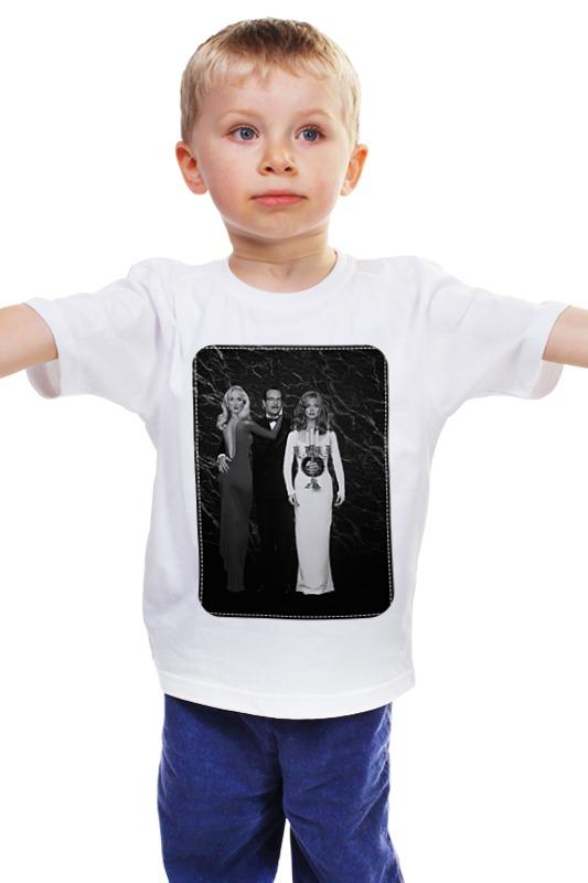 Детская футболка классическая унисекс Printio Смерть ей к лицу вербинина валерия смерть ей не к лицу