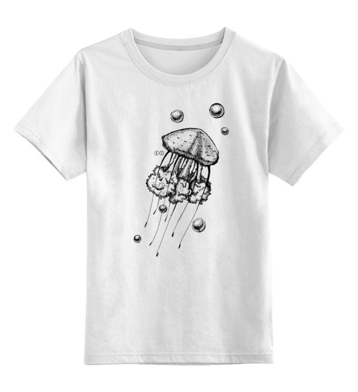 Детская футболка классическая унисекс Printio Meduzz t2 футболка классическая printio 62 2% в саратове